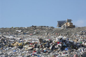 Landfill waste to energy